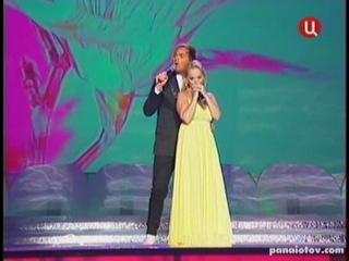 Лариса Долина и Александр Панайотов - Цветы под снегом